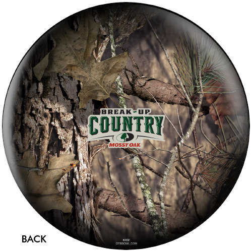 OTBB Mossy Oak Break-Up Country Bowling Ball