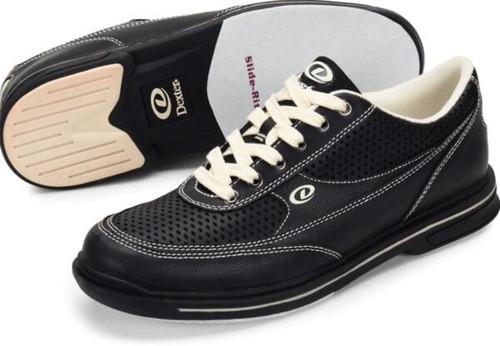 Dexter Turbo Pro Bowling Shoes Black/Cream