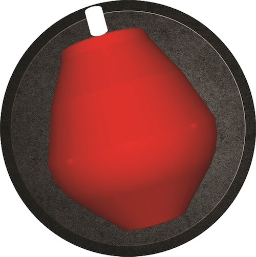 900 Global Ordnance C4 Bowling Ball