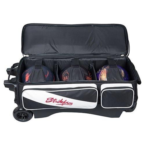 KR Strikeforce Fast 3 Ball Roller Bag Storage