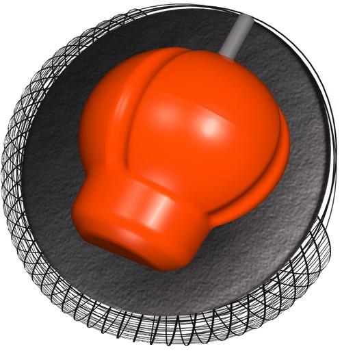Hammer Web M.B. Bowling Ball Core