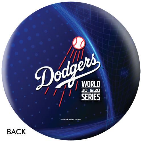 OTBB 2020 World Series Champion Los Angeles Dodgers Bowling Ball