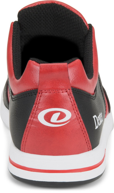 Dexter Dave Mens Bowling Shoes Black/Red