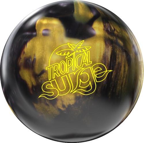 Storm Tropical Surge Gold/Black Bowling Ball