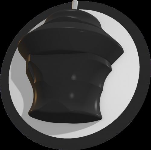 Track Kinetic Obsidian Bowling Ball Core