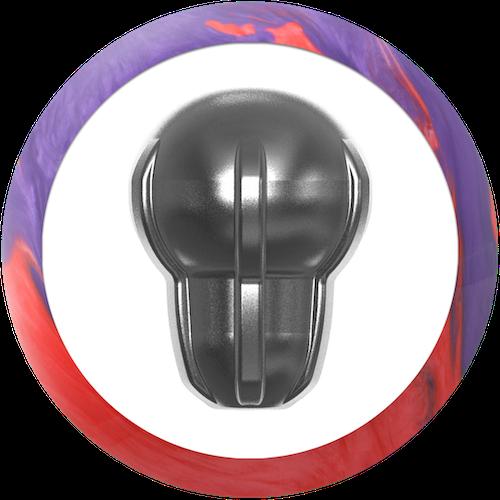 Motiv Top Thrill Purple/Red Bowling Ball Core
