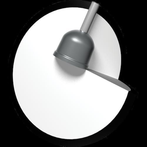 Brunswick Crown Jewel Bowling Ball Core