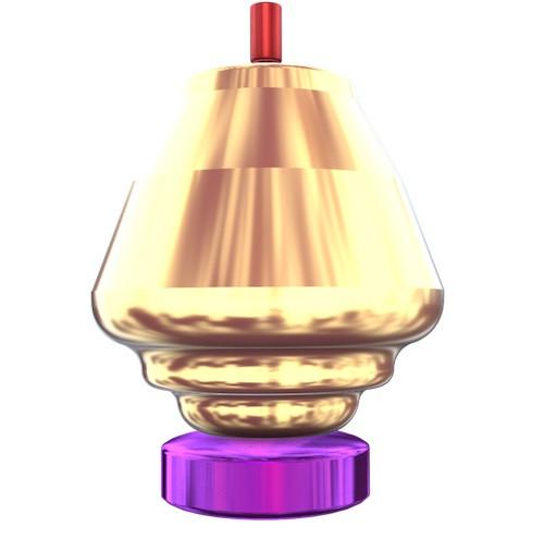Roto-Grip Hyped Hybrid Bowling Ball Core