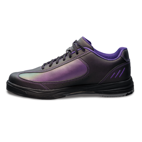 Hammer Vicious Mens Bowling Shoes Black/Purple Right Handed