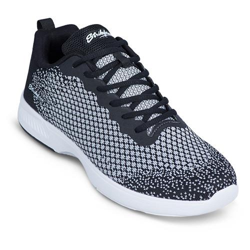 KR Strikeforce Mens Aviator Bowling Shoes Black/Grey