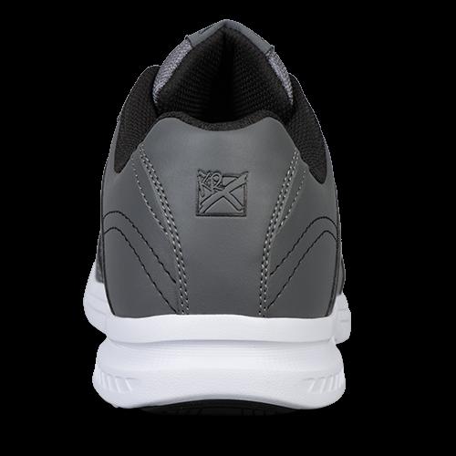KR Strikeforce Mens Flyer Lite Bowling Shoes Slate/Black