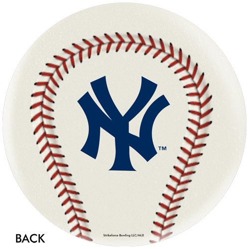 OTBB New York Yankees Baseball Bowling Ball