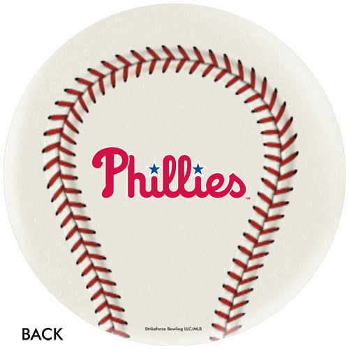 OTBB Philadelphia Phillies Baseball Bowling Ball