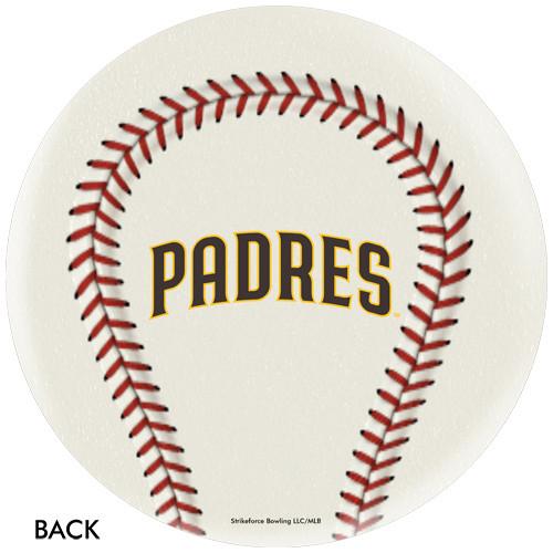 OTBB San Diego Padres Baseball Bowling Ball