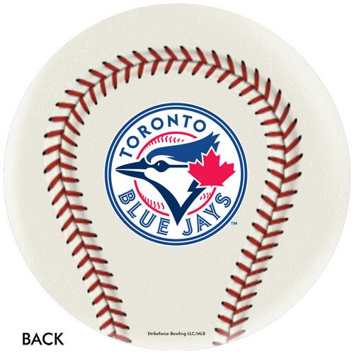 OTBB Toronto Blue Jays Baseball Bowling Ball