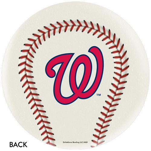 OTBB Washington Nationals Baseball Bowling Ball