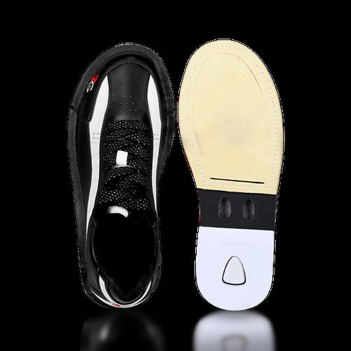 3G Tour X Mens Bowling Shoes Black/White Left Hand
