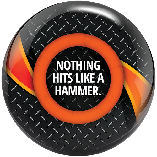 Hammer Turbine Viz-A-Ball Bowling Ball
