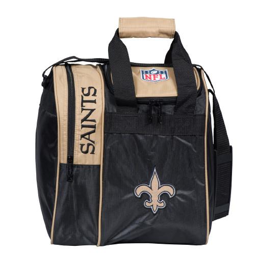 KR Strikeforce NFL New Orleans Saints Single Tote Bowling Bag