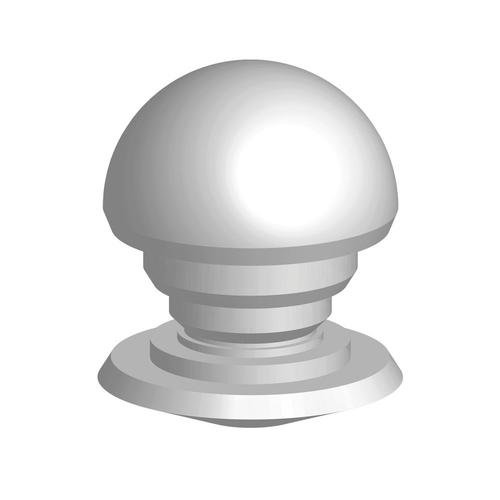 Seismic Blackout Pearl Bowling Ball Core