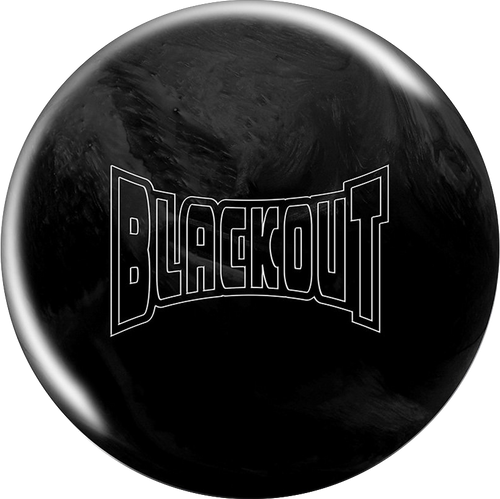 Seismic Blackout Pearl Bowling Ball
