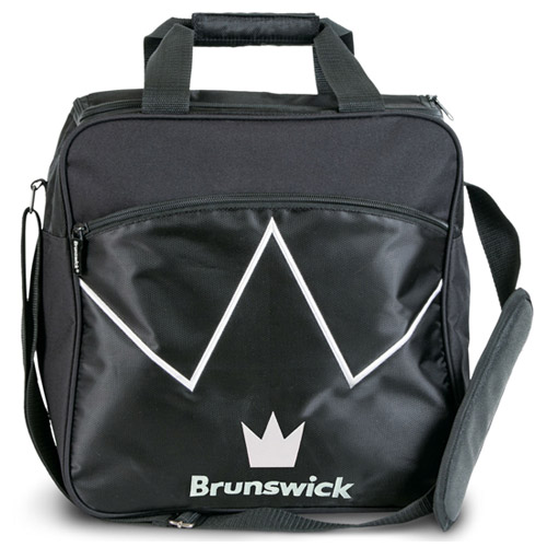 Brunswick Blitz Single Tote Bag Black