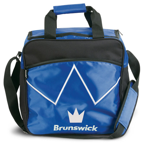 Brunswick Blitz Single Tote Bag Blue
