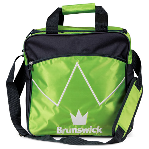 Brunswick Blitz Single Tote Bag Lime