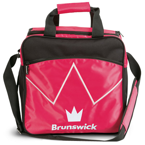 Brunswick Blitz Single Tote Bag Hot Pink