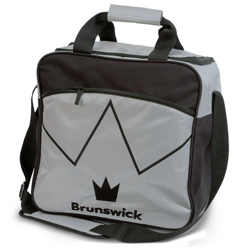 Brunswick Blitz Single Tote Bag Silver