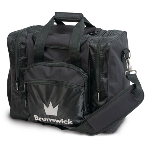 Brunswick Edge Single Tote Bag Black