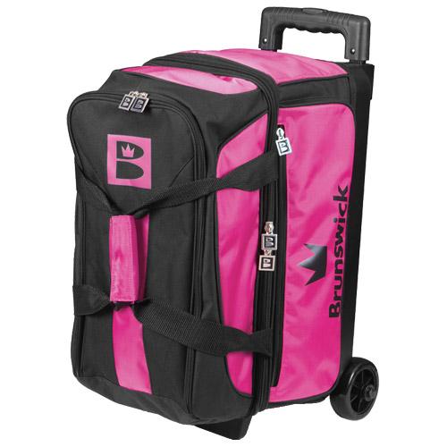 Brunswick Blitz 2 Ball Roller Bag Pink