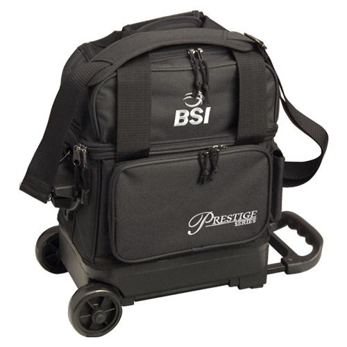 BSI Prestige 1 Ball Roller Bag Black