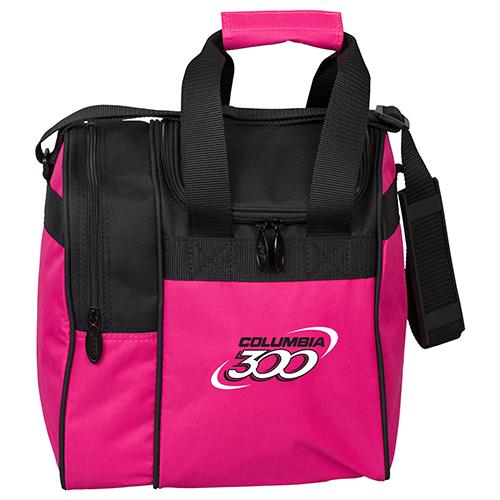 Columbia 300 C300 Single Ball Tote Bag Pink/Black