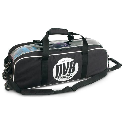 DV8 Tactic Triple Tote Bag Black
