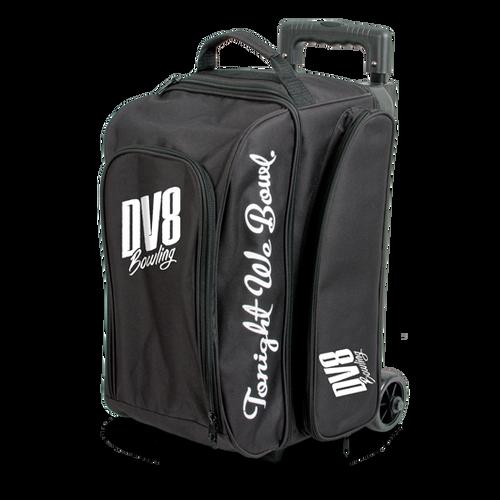 DV8 Freestyle 2 Ball Roller Bag Black