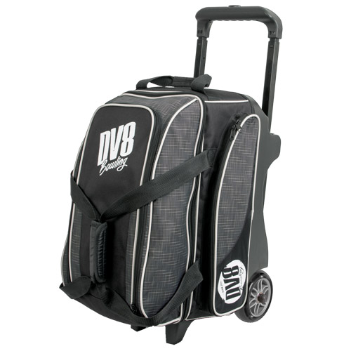 DV8 Circuit 2 Ball Roller Bag Grey