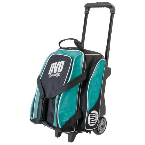 DV8 Circuit 2 Ball Roller Bag Teal