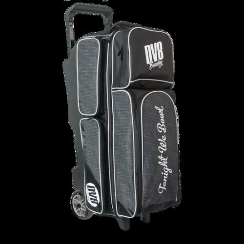 DV8 Circuit 3 Ball Roller Bag Grey