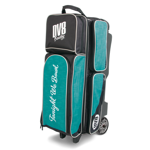DV8 Circuit 3 Ball Roller Bag Teal