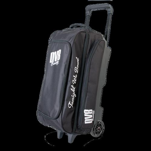 DV8 Freestyle 3 Ball Roller Bag Black