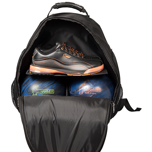 Hammer Deuce 2 Ball Backpack Storage