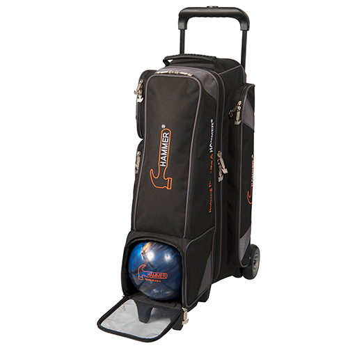 Hammer 4x4 Diesel 4 Ball Inline Roller Bag Carbon Storage
