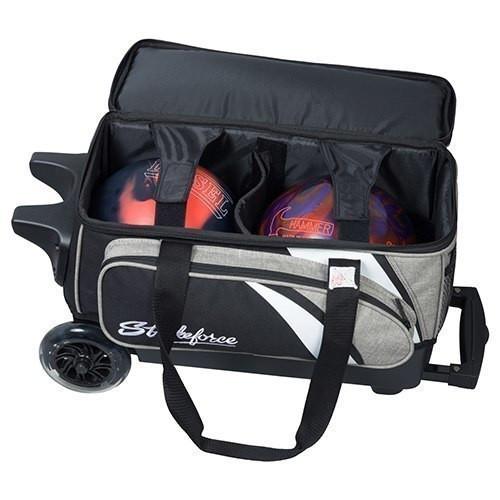 KR Strikeforce Cruiser Smooth 2 Ball Roller Bag Storage