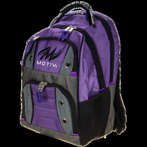 Motiv Intrepid Backpack Purple
