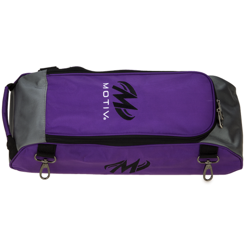 Motiv Ballistix Shoe Tote Bag Purple