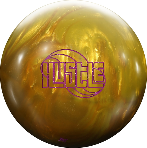 Roto-Grip Hustle Au Gold Pearl Bowling Ball
