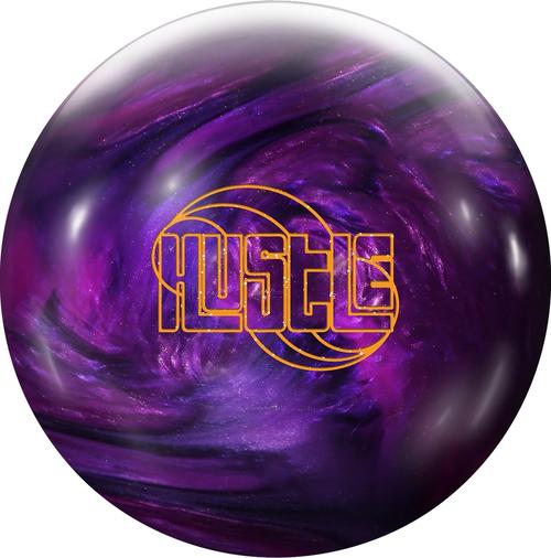 Roto-Grip Hustle 3TP Purple/Violet/Plum Pearl Bowling Ball