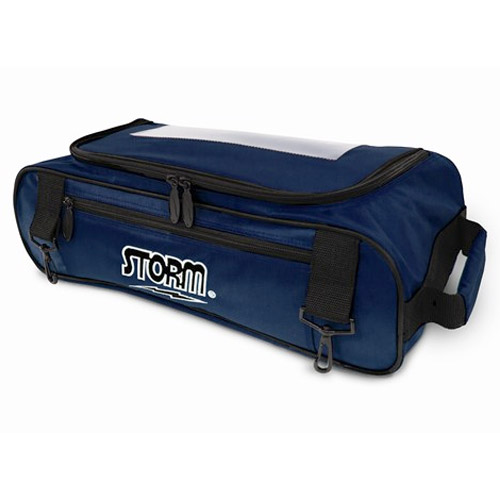 Storm Tournament 3-Ball Shoe Bag Navy