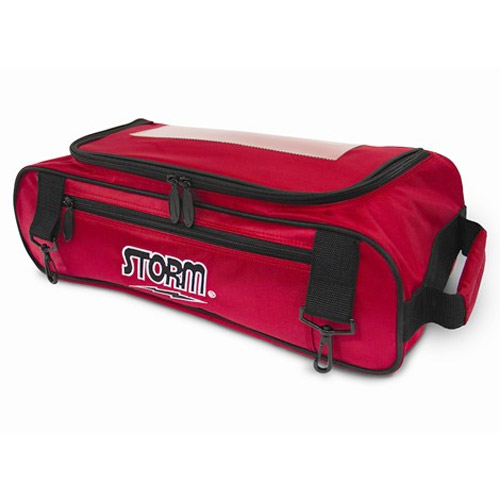 Storm Tournament 3-Ball Shoe Bag Red